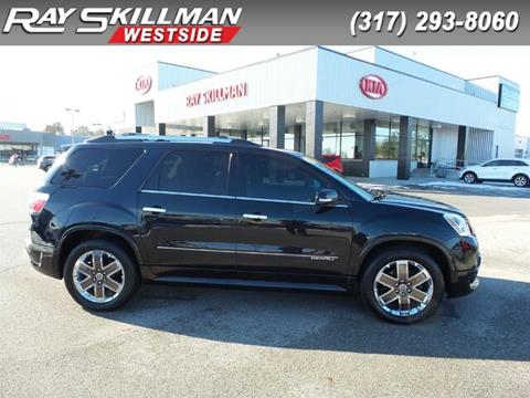 2012 GMC Acadia for sale in Indianapolis, IN