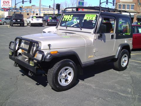 1995 Jeep Wrangler for sale in Green Bay, WI
