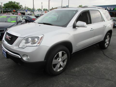 2012 GMC Acadia for sale in Green Bay, WI