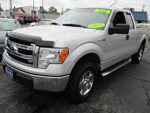 Ford Trucks For Sale >> 2013 Ford F 150 For Sale In Green Bay Wi