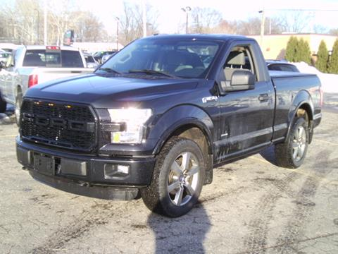 Used Trucks For Sale In Wisconsin >> 2016 Ford F 150 For Sale In Green Bay Wi