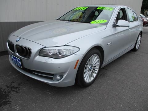 2012 BMW 5 Series for sale in Menasha, WI