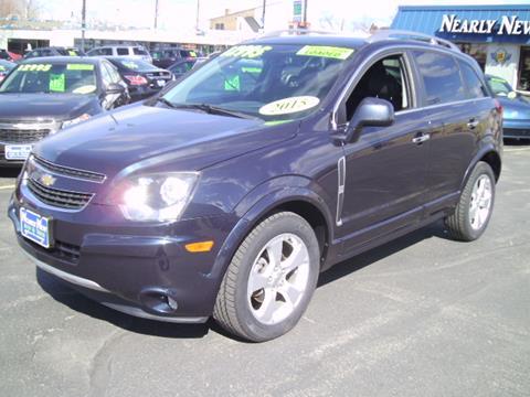 2015 Chevrolet Captiva Sport Fleet for sale in Green Bay, WI