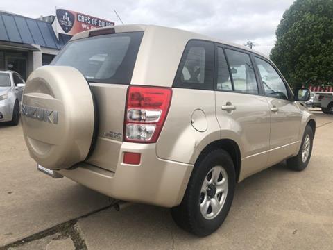 2007 Suzuki Grand Vitara for sale in Garland, TX