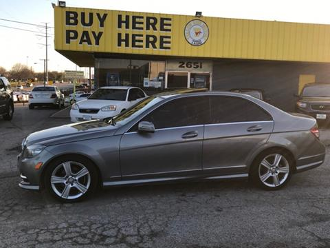 2011 Mercedes-Benz C-Class for sale in Garland, TX