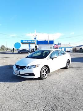 2015 Honda Civic for sale in Lancaster, CA