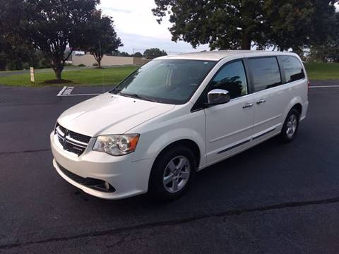 Raleigh Used Cars >> 2012 Dodge Grand Caravan For Sale In Raleigh Nc