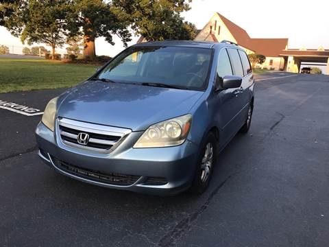 2005 Honda Odyssey for sale in Raleigh, NC