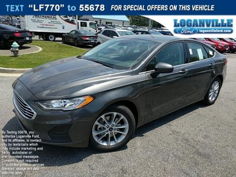 2019 Ford Fusion for sale in Loganville, GA