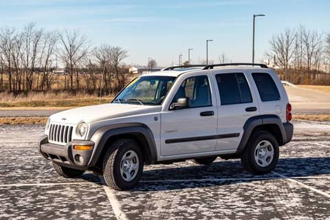 2004 Jeep Liberty for sale in Whitestown, IN