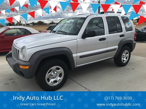 2003 Jeep Liberty for sale in Whitestown, IN