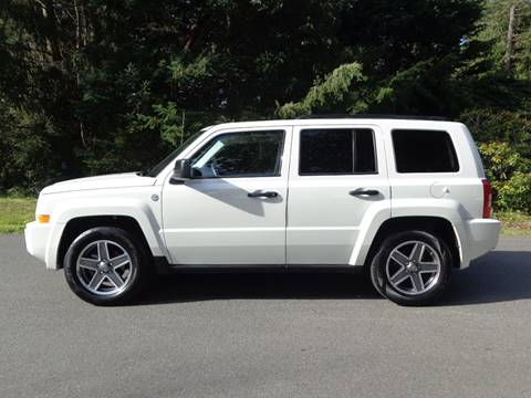 2009 Jeep Patriot for sale in Sequim, WA