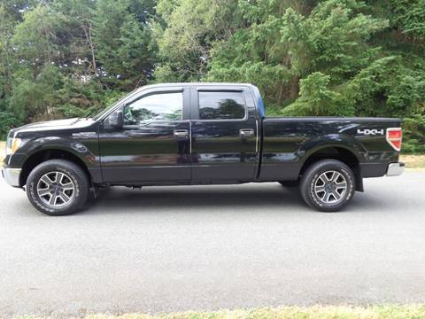 2010 Ford F-150 for sale in Sequim, WA