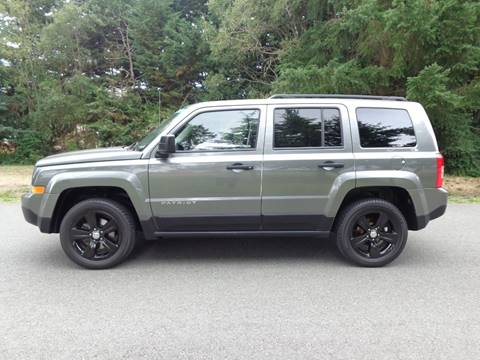 2013 Jeep Patriot for sale in Sequim, WA