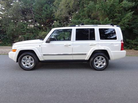 2008 Jeep Commander for sale in Sequim, WA