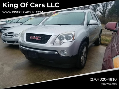 2012 GMC Acadia for sale in Bowling Green, KY