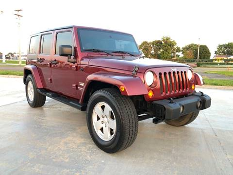 2007 Jeep Wrangler Unlimited for sale in Bowling Green, KY