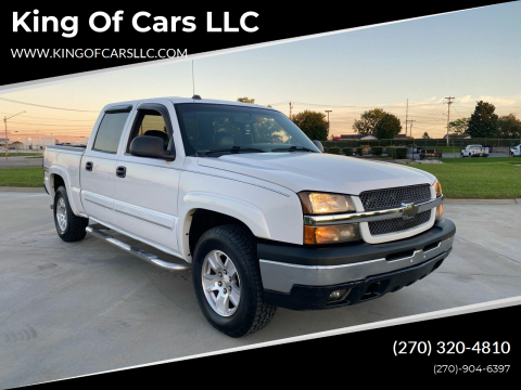 2005 Chevrolet Silverado 1500 for sale at King of Cars LLC in Bowling Green KY