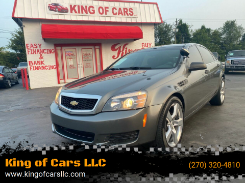 2012 Chevrolet Caprice for sale at King of Cars LLC in Bowling Green KY