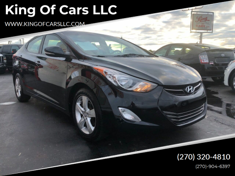 2011 Hyundai Elantra for sale at King of Cars LLC in Bowling Green KY
