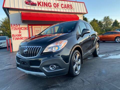 2014 Buick Encore for sale at King of Cars LLC in Bowling Green KY