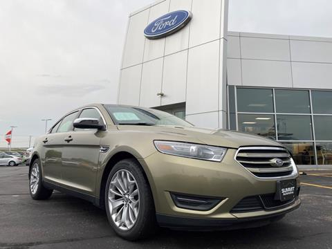 2013 Ford Taurus for sale in Beaver Dam, WI
