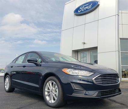 2020 Ford Fusion for sale in Beaver Dam, WI