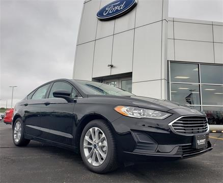 2019 Ford Fusion for sale in Beaver Dam, WI