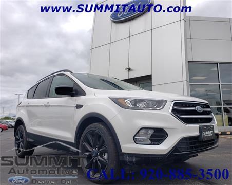 2019 Ford Escape for sale in Beaver Dam, WI