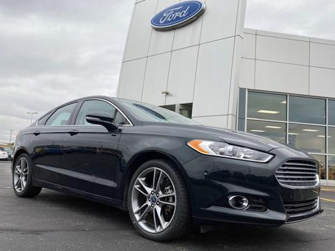 2014 Ford Fusion for sale in Beaver Dam, WI