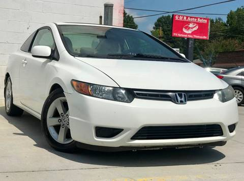 2007 Honda Civic for sale in Thomasville, NC