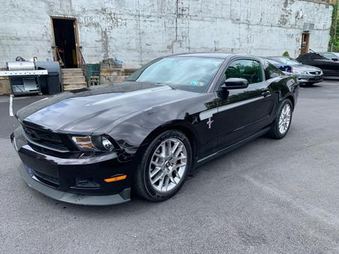 2012 Ford Mustang for sale in Easton, PA