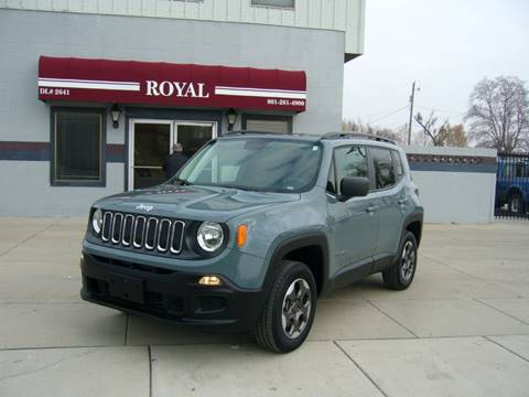 2017 Jeep Renegade for sale in Murray, UT