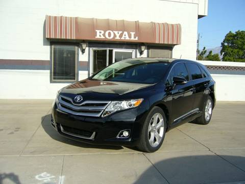 2015 Toyota Venza for sale in Murray, UT