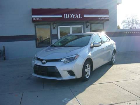 2016 Toyota Corolla for sale in Murray, UT