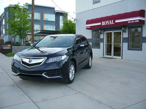 2016 Acura RDX for sale in Murray, UT