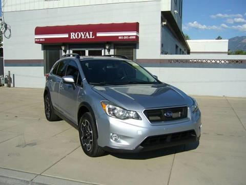 2015 Subaru XV Crosstrek for sale in Murray, UT