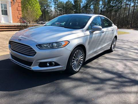 2013 Ford Fusion for sale in Rock Hill, SC
