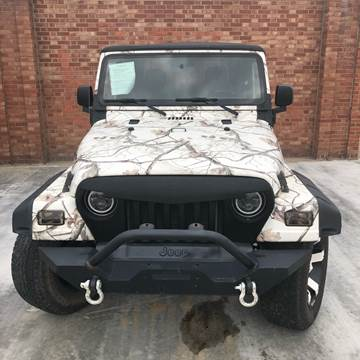 2006 Jeep Wrangler for sale in Louisville, KY