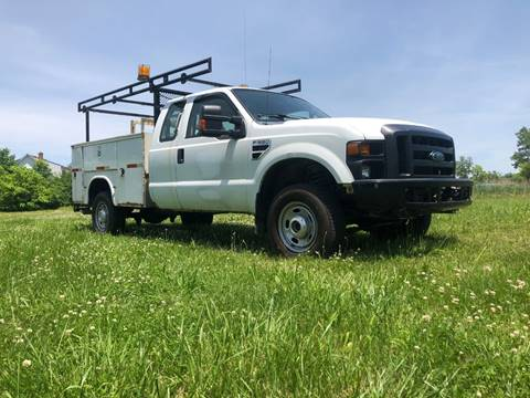 2009 Ford F-350 Super Duty for sale in Flat Rock, MI