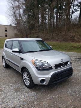 2013 Kia Soul for sale in Cecil, PA