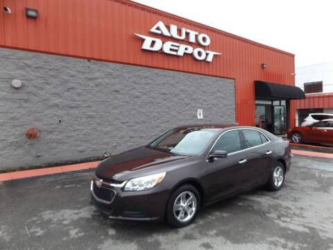 2015 Chevrolet Malibu for sale at Auto Depot of Madison in Madison TN