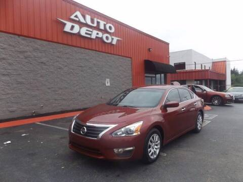 2013 Nissan Altima for sale at Auto Depot of Madison in Madison TN
