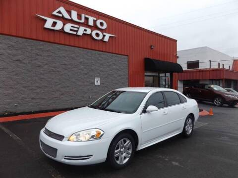 2013 Chevrolet Impala for sale at Auto Depot of Madison in Madison TN