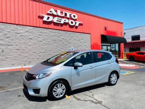 2016 Honda Fit for sale at Auto Depot of Madison in Madison TN