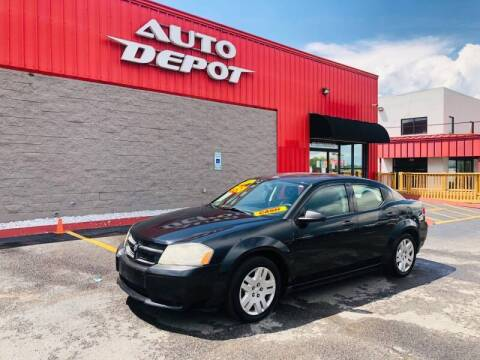 2010 Dodge Avenger for sale at Auto Depot of Madison in Madison TN