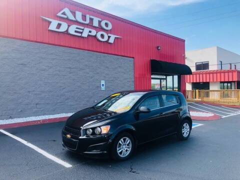 2014 Chevrolet Sonic for sale at Auto Depot of Madison in Madison TN