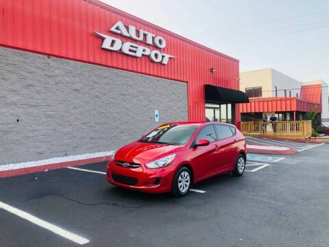 2016 Hyundai Accent for sale at Auto Depot of Madison in Madison TN
