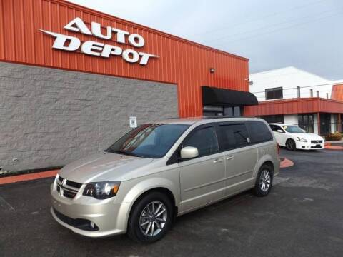 2014 Dodge Grand Caravan for sale at Auto Depot of Madison in Madison TN