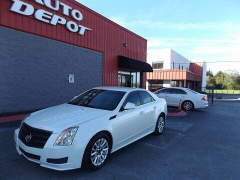 2010 Cadillac CTS for sale at Auto Depot of Madison in Madison TN